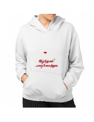 torba pies pitbull geometryczny wzór